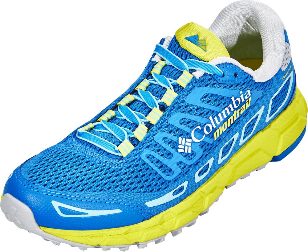Columbia Bajada III Shoes Women static blue/zour US 6 (EU 37) 2017 Trail Running Schuhe huzZZ9reON